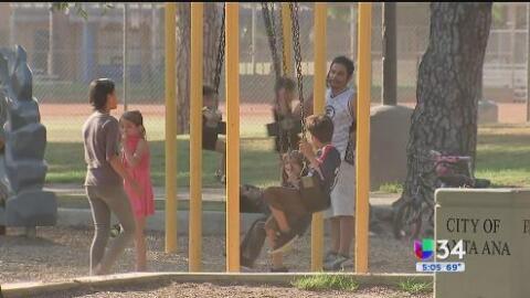 Buenos samaritanos impiden secuestro de un niño en Santa Ana