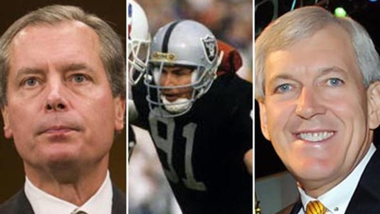 Un ex jugador de la NFL, un dueño de funerarias y cementerios, un ex alc...