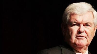 En lo que va del proceso, Romney acumula 841 delegados, Gingrich 141 y R...