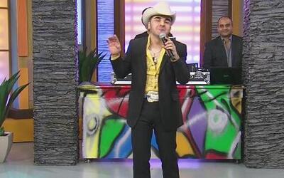 Espinoza Paz hizo suspirar a todas en Despierta