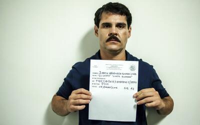 En video: Cómo Marco de la O se convirtió en 'El Chapo'