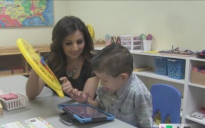 Educación para niños autistas