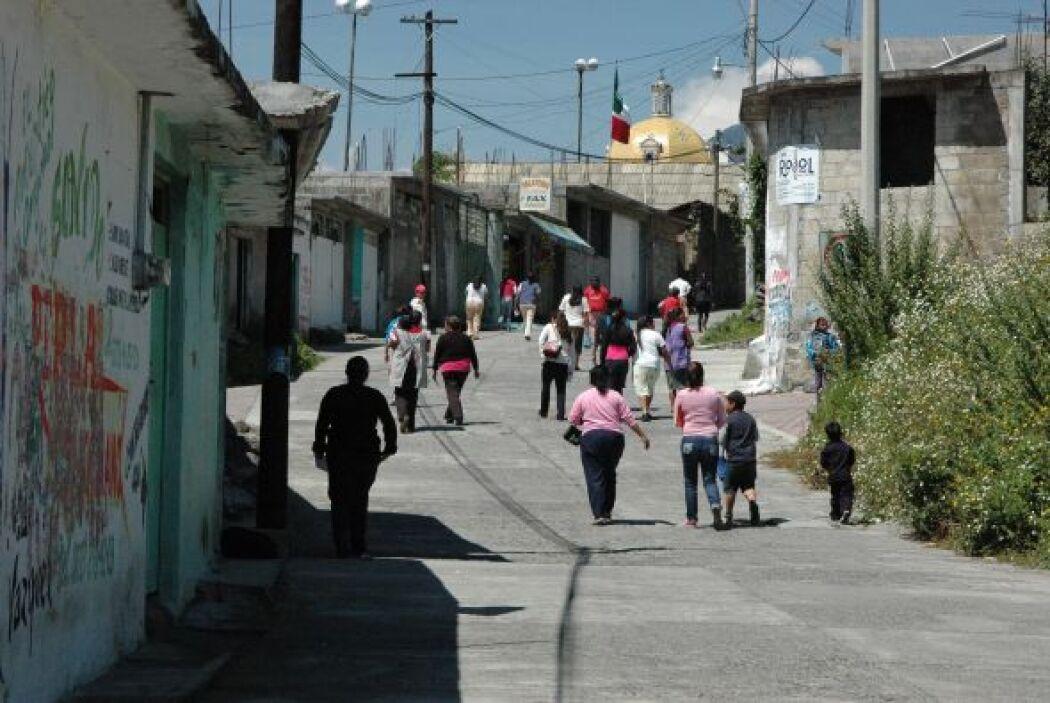 SANTIAGO XALITZINTLA DESAFÍA A LA FURIA DEL VOLCÁN POPOCATÉPETL  - Son a...