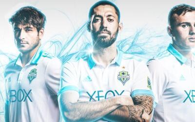 La nueva 'camiseta del Legado' del vigente campeón de la MLS.