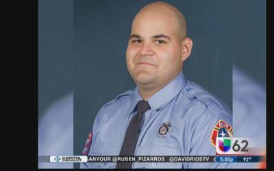 Alerta por desaparición de bombero de Austin