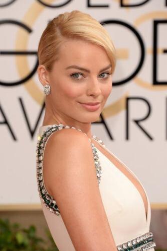 22. Margot Robbie La actriz que conquistó a DiCaprio y a todo el mundo c...