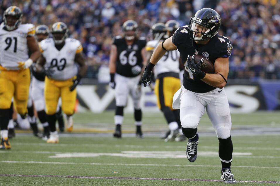 Los Steelers sufrieron un fuerte descalabro a manos de sus acérrimos riv...