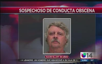 Detienen a presunto abusador de menores en Mountain View