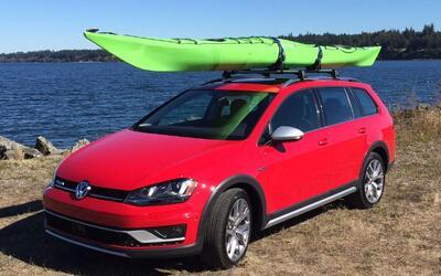 Volkswagen nos muestra a su hijo aventurero, el Golf Alltrack 2017