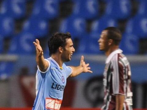 Jugando de visitante en Brasil, Argentinos Juniors se llevó a cas...