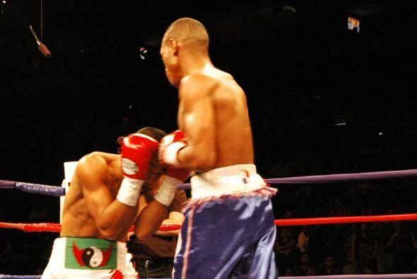 El 'Pelenchín' dominó el combate de principio a fin.