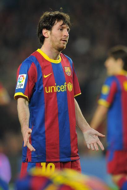 Barcelona intentó por todos lados pero se tuvo que conformar con el 1 a...