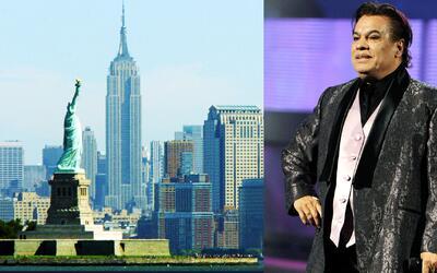 Estos era los lugares favoritos de Juan Gabriel en Nueva York, recórrelos