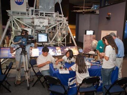 Este verano la NASA va a estar implementando su programa Verano de Innov...