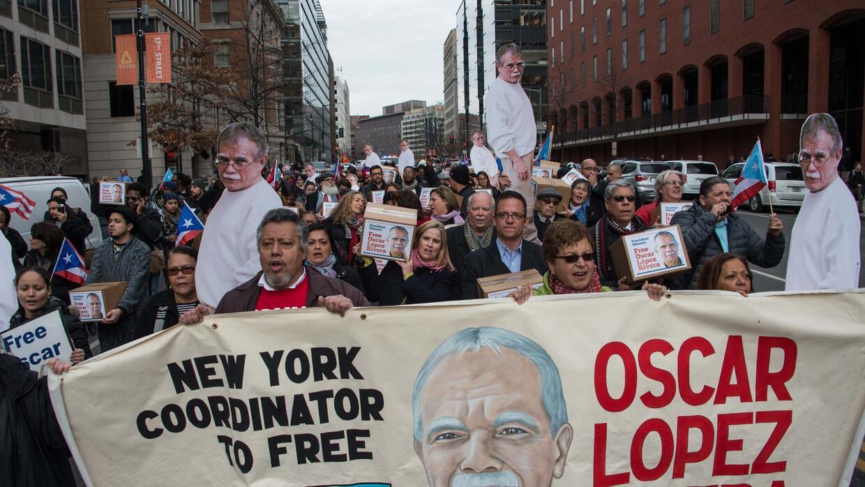 La conmutación de la pena de Óscar López Rivera, una de las acciones más...