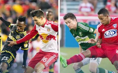 Finales de Conferencia de la MLS