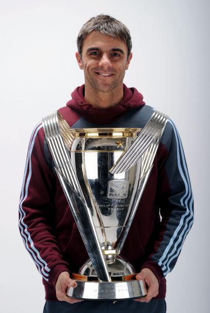 Claudio 'Piojo' López, ex seleccionado argentino  y veterano de v...