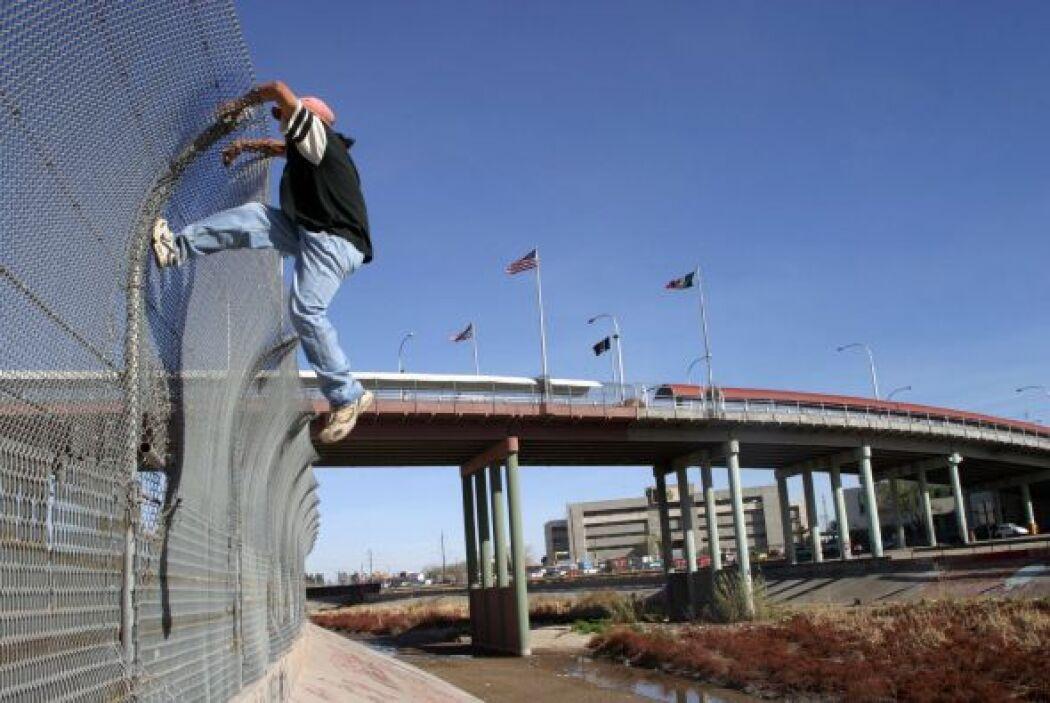 Baranyay mencionó que en El Paso no se ha registrado ningún secuestro es...
