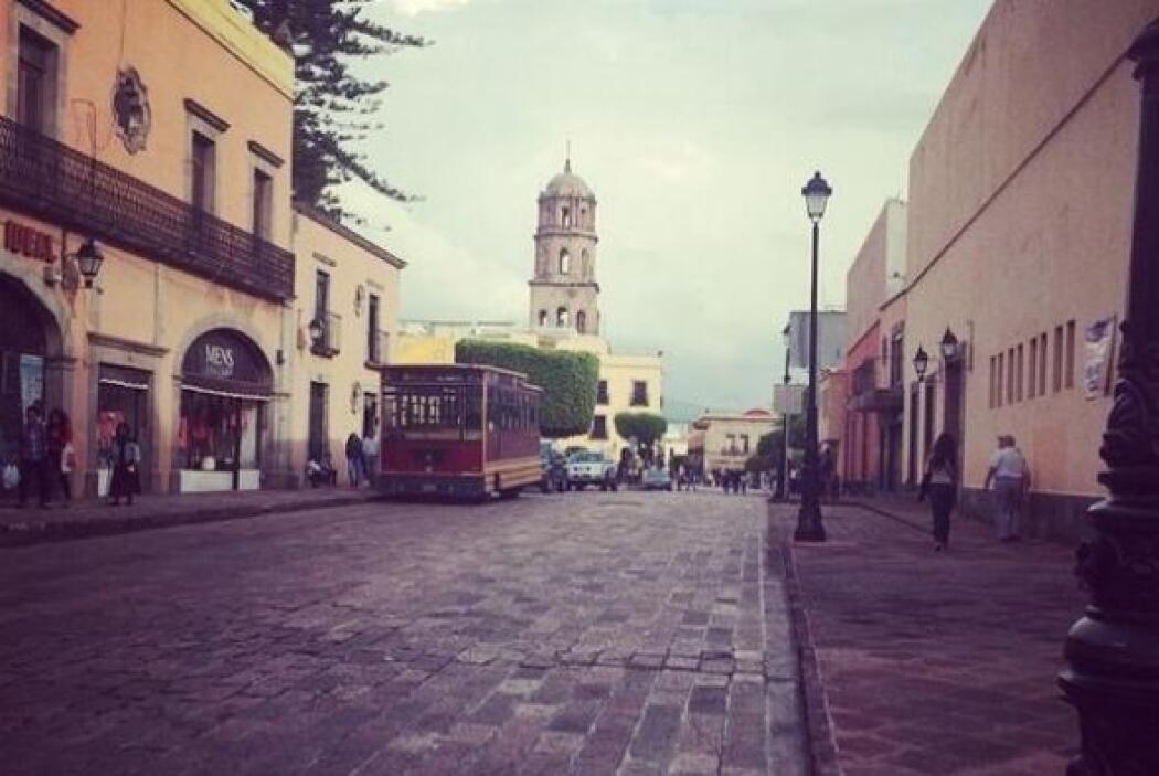 QUERÉTARO: Esta ciudad que se ha visto afectada por inversiones extranje...