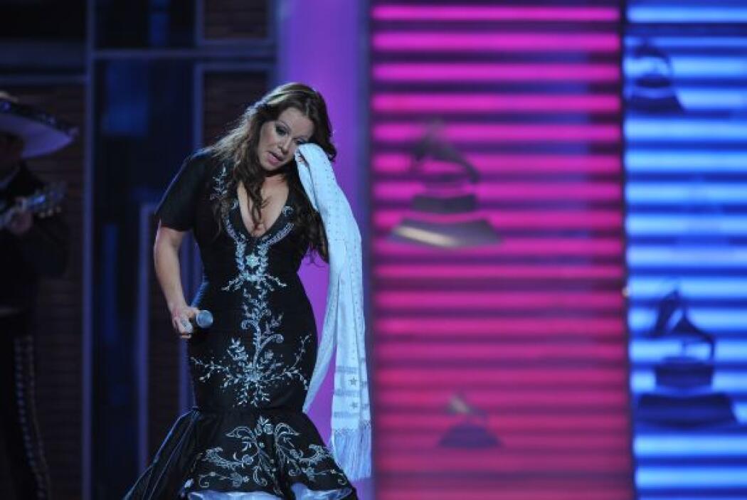 Jenni Rivera pasaba un momento muy difícil en 2008 y se desahogó en el e...