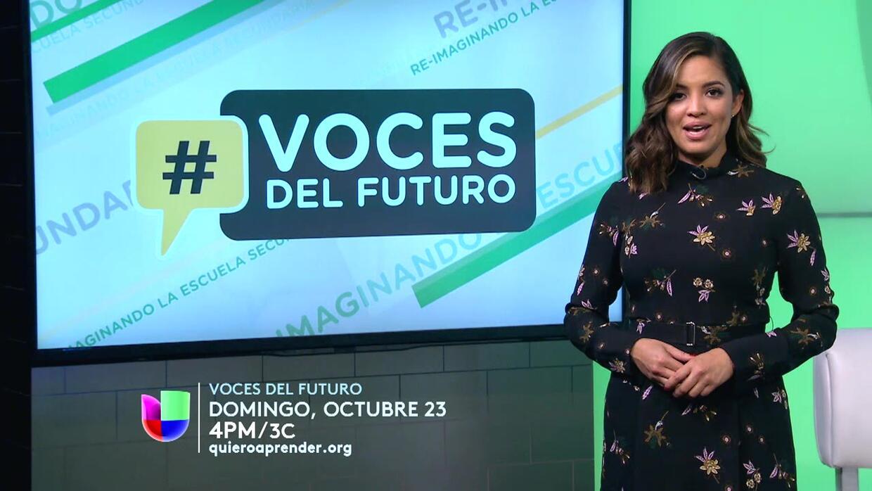 Voces del Futuro: cómo reformar un sistema educativo inventado hace 100...