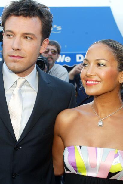 Ben y Jennifer estaban por estrenar las dos películas en las que...