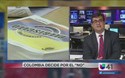 El futuro de Colombia tras el No al acuerdo de paz