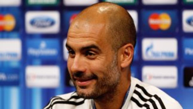 El español, ahora al mando del Bayern, evitó los choques directos hacia...
