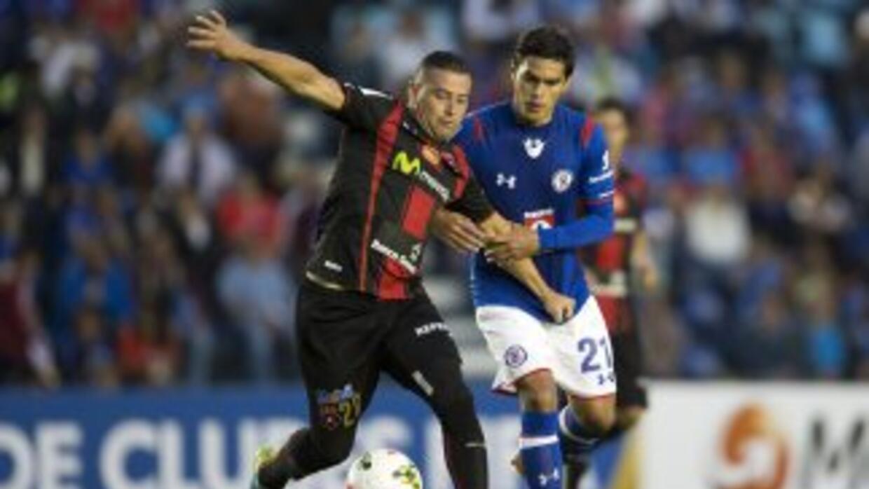 Cruz Azul obligado a ganarle al Alajuelense para meterse en cuartos de f...