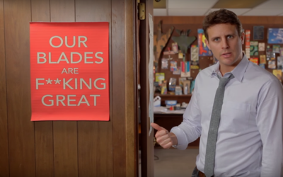 Dollar Shave Club se hizo notar con un video en que su CEO se burlaba de...