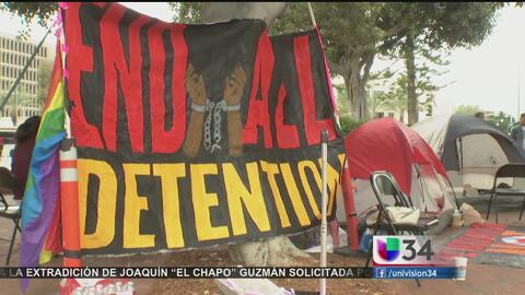 Comunidad LGBT inicia huelga de hambre para pedir un alto a las detencio...