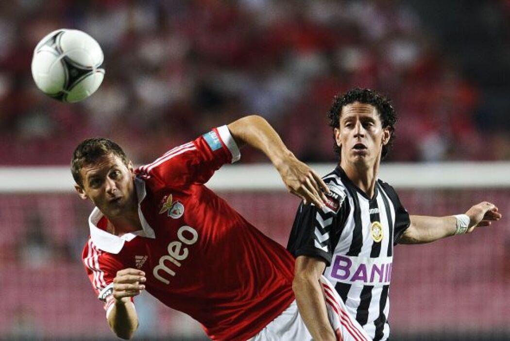 Mario Rondon (@RondonMario) futbolista del Nacional de la Primera Divisi...