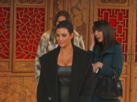 Las Kardashian invaden Nueva York. Más videos de Chismes aqu&iacu...