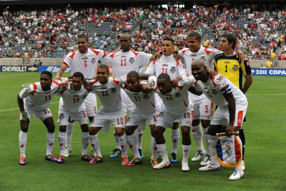 Panamá también dio de qué hablar en Copa Oro al ven...
