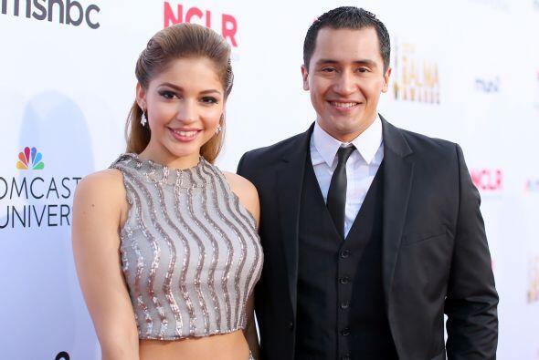La bella finalista de Nuestra Belleza Latina, Josephine Ochoa asistió ac...