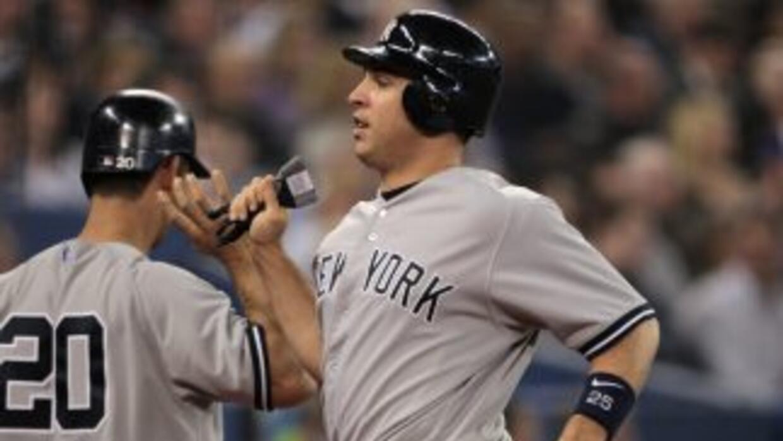 Los Yankees derrotaron 5-4 a los Blue Jays y se colocan como lideres de...