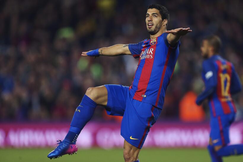 Messi y Suárez mantienen al Barcelona al acecho del Madrid 6362555597299...