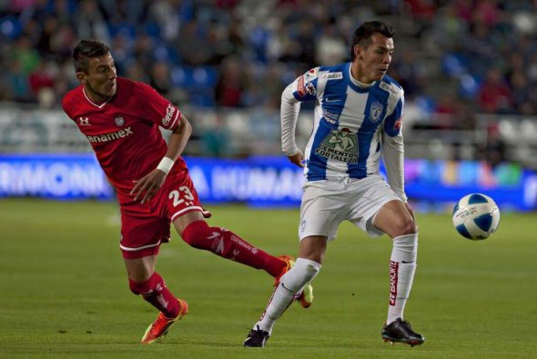 Pachuca y Toluca ganan, golean y gustan.-  Los equipos más brillantes de...