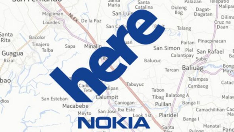 Nokia regresó su servicio de mapaas al iPhone.