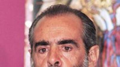 El paradero del ex candidato presidencial mexicano Diego Fernández de Ce...