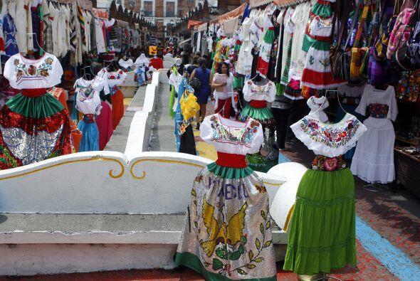 Además, durante los días previos al Día de la Independencia en México, v...