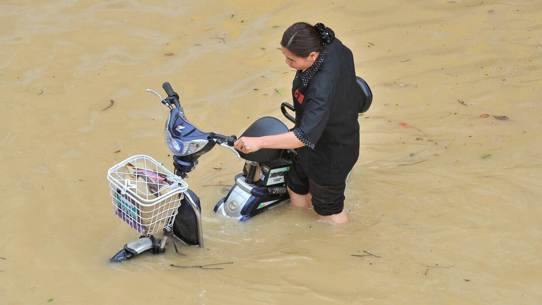Tifón Meranti deja al menos 29 muertos y 15 desaparecidos en China y Taiwán