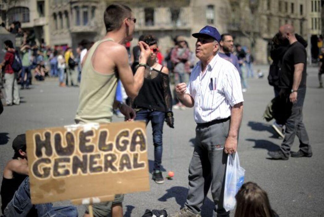 """Contrario a la opinión de sindicalistas, el gobierno español consideró """"..."""