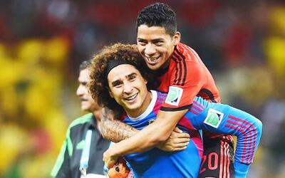 Memo Ochoa, la 'viagra' del futbol porque todo lo para