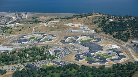 Prisión Estatal de Sacramento.