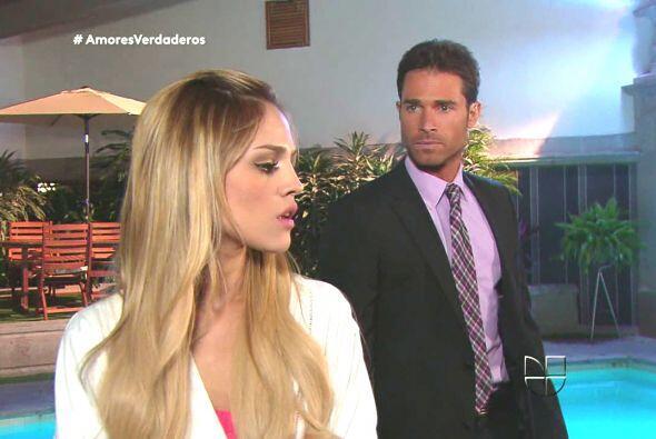 O sea, Nikki y Guzmán, ¡cero que ver!