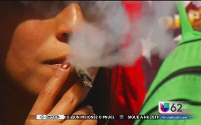 Buscan reducir penas por posesión de marihuana en Texas