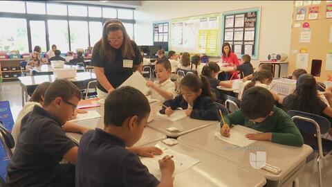 Falta de maestros latinos podría afectar el desempeño de estudiantes his...