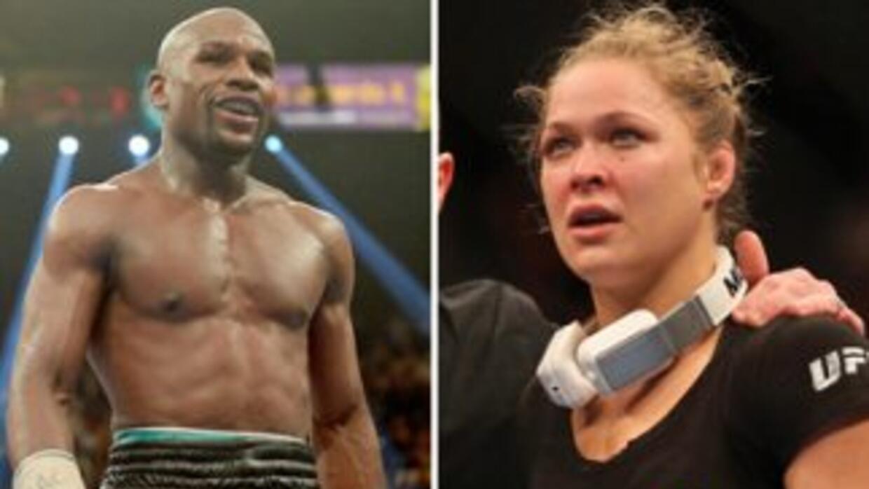 Mayweather Jr. perdería contra Rousey en una pelea callejera, aseguró Da...