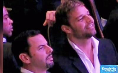 Ricky Martin no puso los cuernos ni se los pusieron